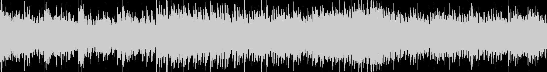 謎めいた雰囲気のミステリー系BGMの未再生の波形