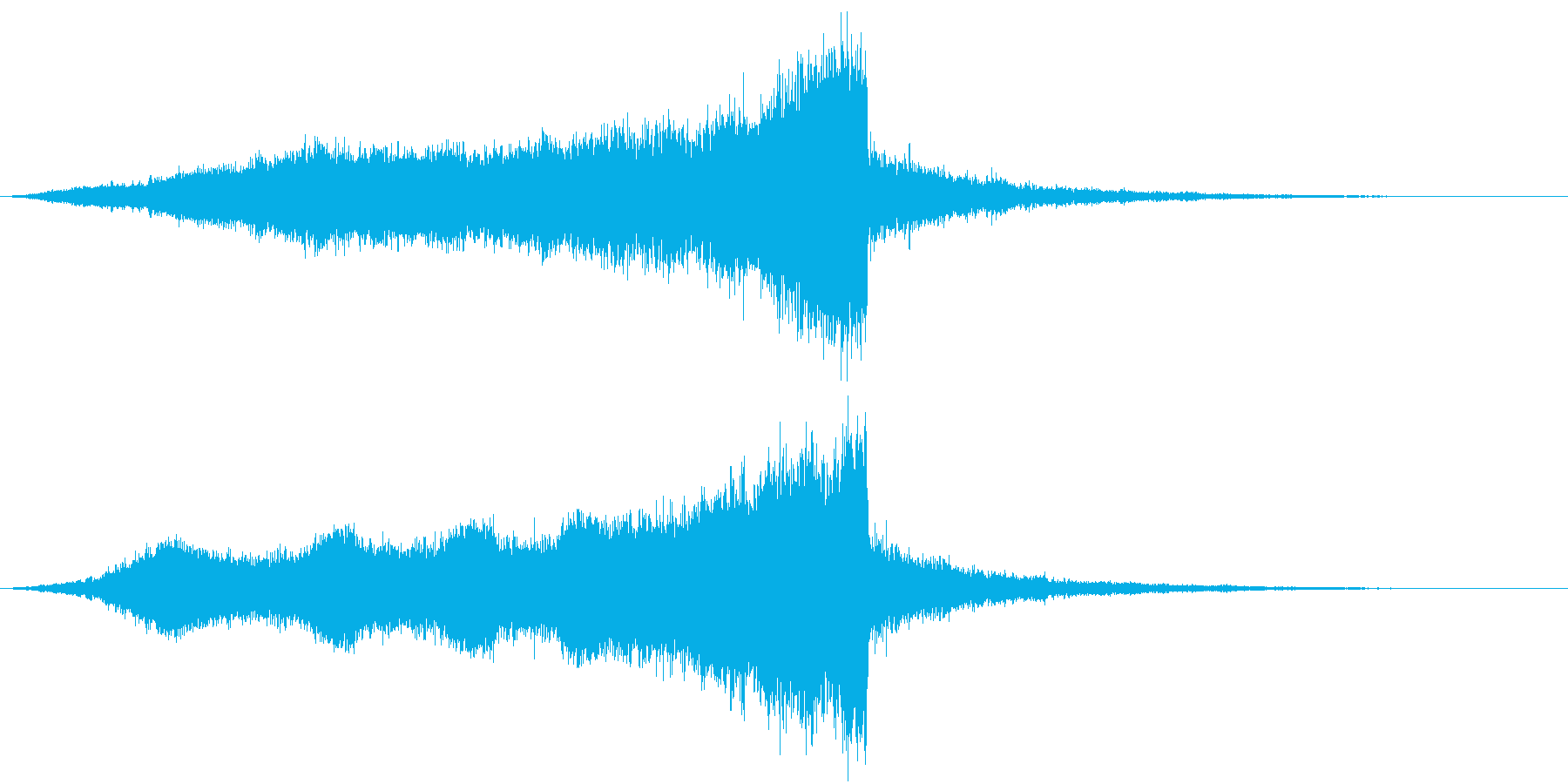 CINEMATIC RISER_01の再生済みの波形