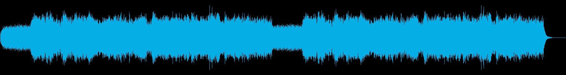 RPGのダンジョン用のBGMです。の再生済みの波形