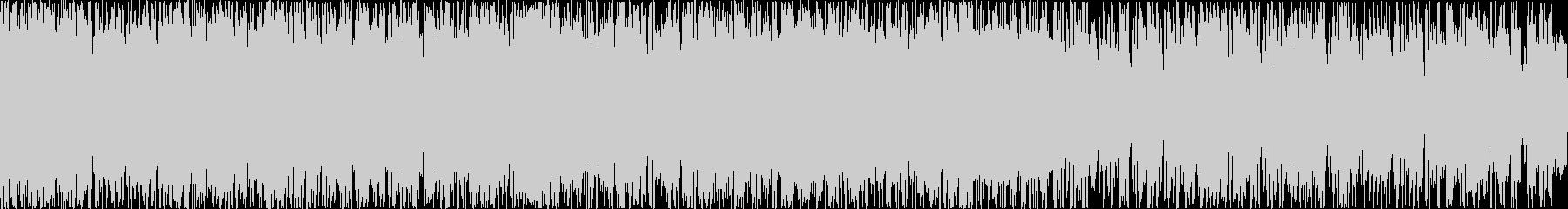 シンプル、シネマティック、エレクトロ、Lの未再生の波形