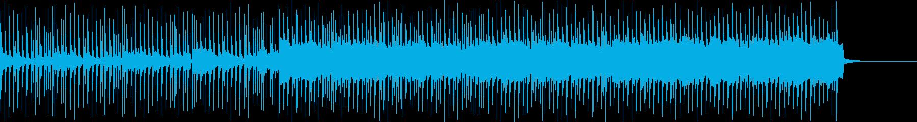 Pf「隠密」和風現代ジャズの再生済みの波形