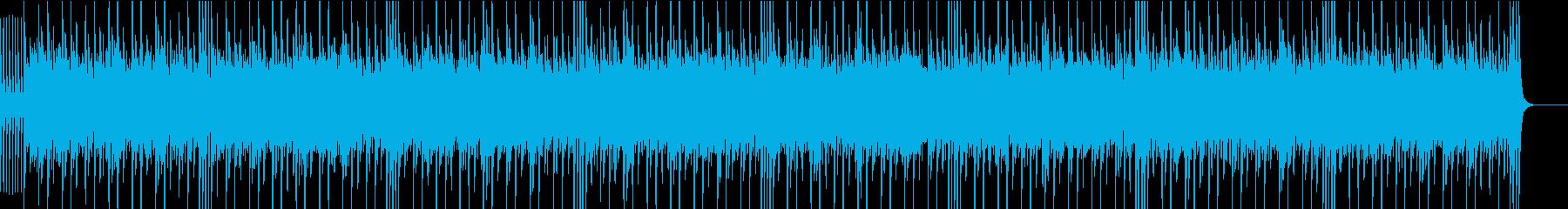 サイファービート5の再生済みの波形