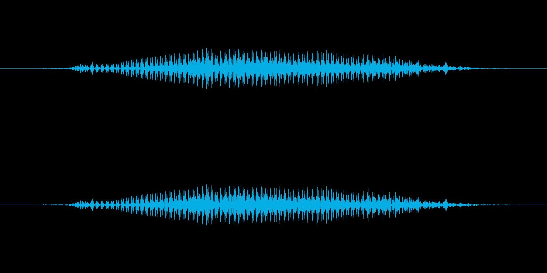2 (にぃ)の再生済みの波形
