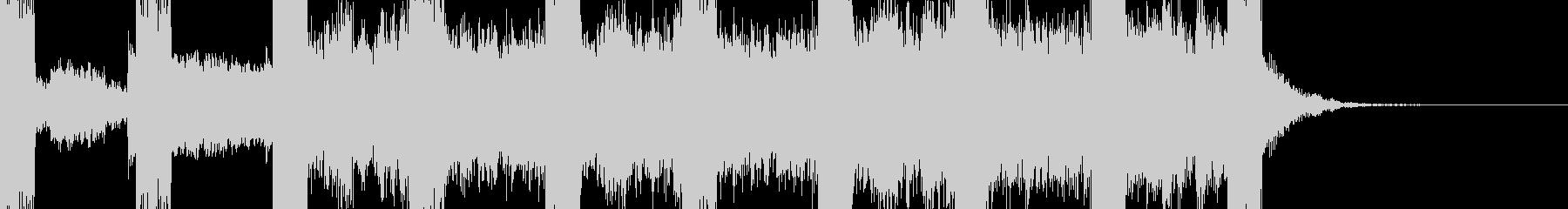暗い CM系 シネマティックの未再生の波形