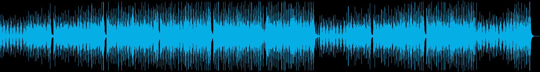 のんびり楽しいレゲエポップの再生済みの波形