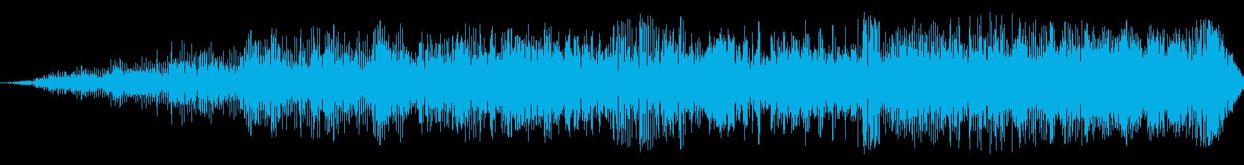 エネルギーパルス2の再生済みの波形