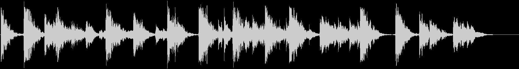 複数の7.62 X 51 MM N...の未再生の波形