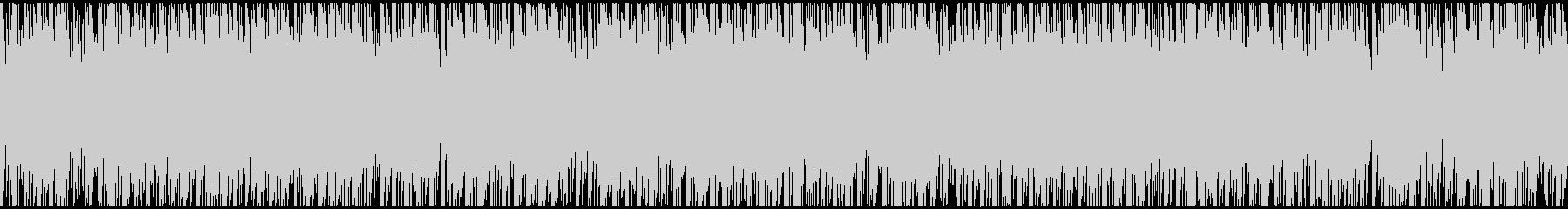 Functionの未再生の波形