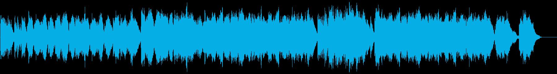 ピアノと弦楽器であたたかなミドルバラードの再生済みの波形
