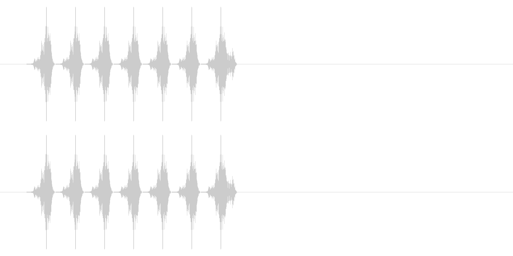 SNES-アクション01-17(メッセーの未再生の波形