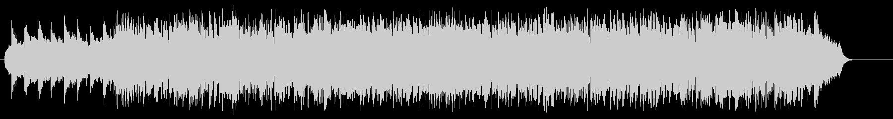 タイのポピュラー・ミュージックの未再生の波形