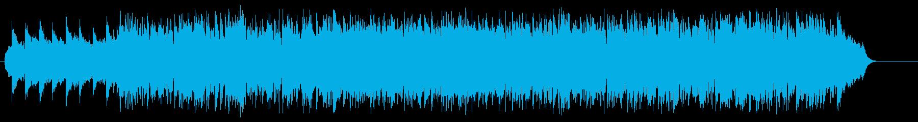 タイのポピュラー・ミュージックの再生済みの波形