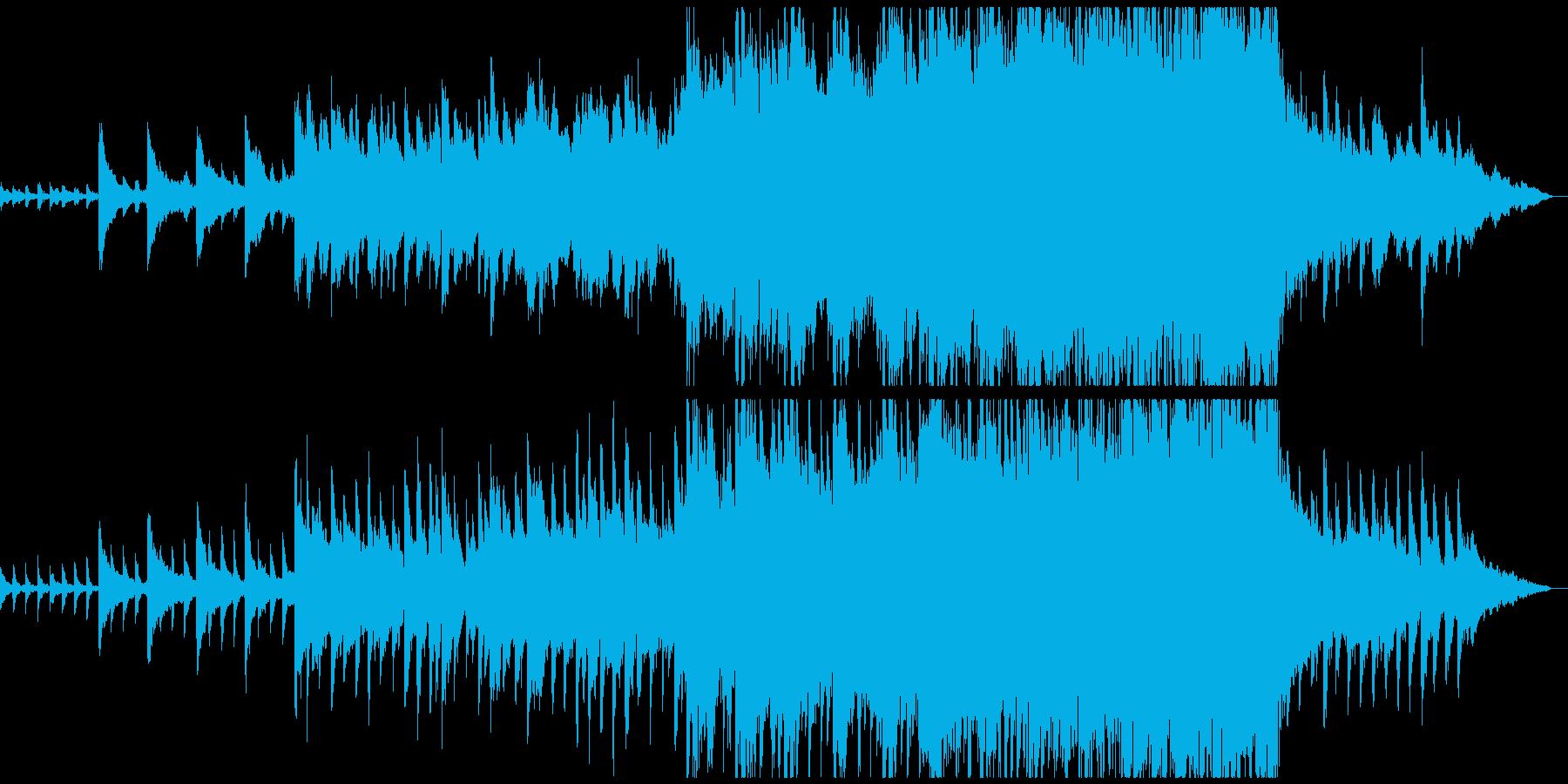 モダン テクノ 交響曲 室内楽 ア...の再生済みの波形
