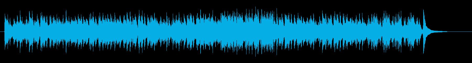 口笛吹いて(ケルト風)の再生済みの波形