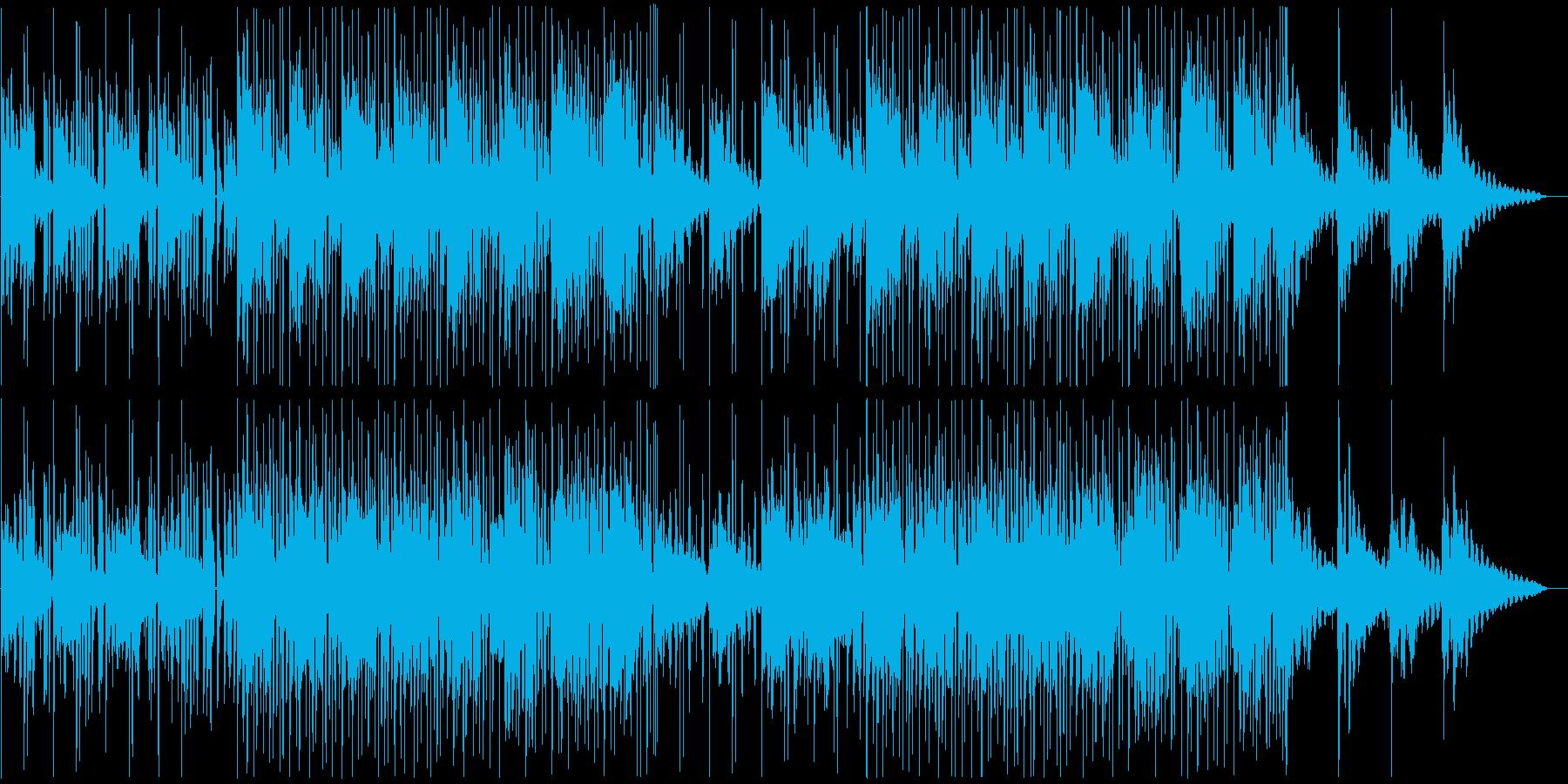 ピアノとギター/しっとり,お洒落なR&Bの再生済みの波形