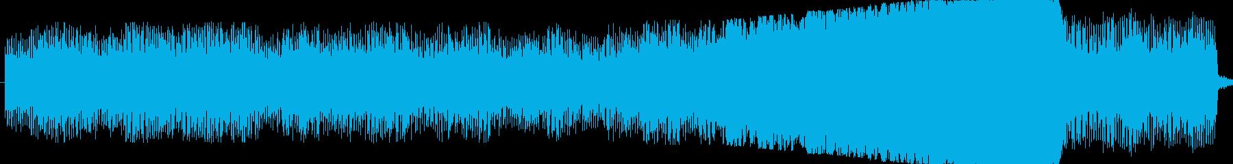 静かな熱い思いを表現してみました。ゲー…の再生済みの波形