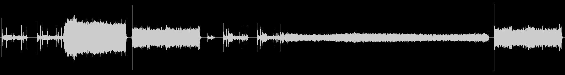 プリンター02-06(スキャン)の未再生の波形