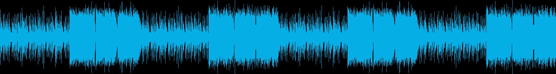 チップチューン系、レトロシンセ系の再生済みの波形