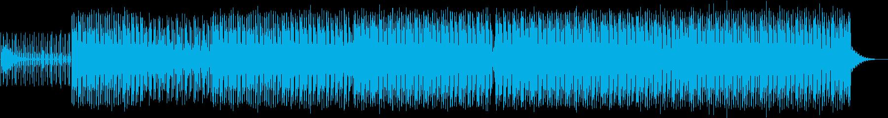 家。ファンクの再生済みの波形