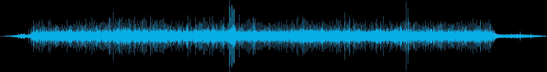 アンティーク木工所:オーガー付きド...の再生済みの波形