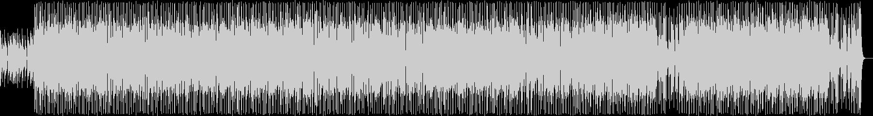 ワイルドなハードロック2の未再生の波形