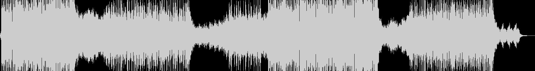 近未来・シックな変拍子R&Bポップ 短尺の未再生の波形