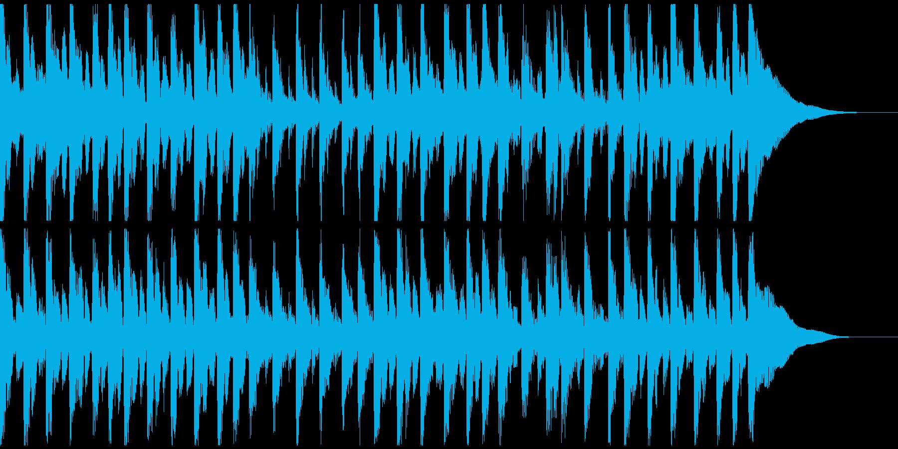 アコギロック、シュール、面白い映像。の再生済みの波形
