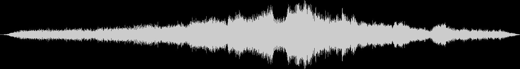 大型アーススクレーパー:Ext:P...の未再生の波形