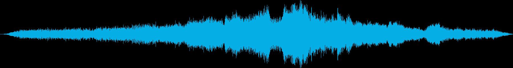 大型アーススクレーパー:Ext:P...の再生済みの波形