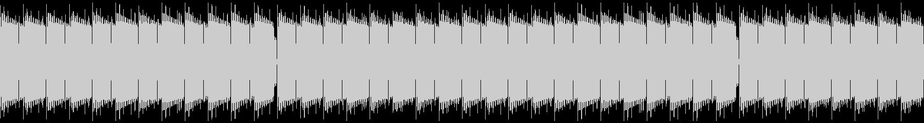 FC風ループ 幻覚と錯覚の未再生の波形