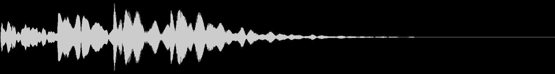 ピンポンパンポン03-4の未再生の波形