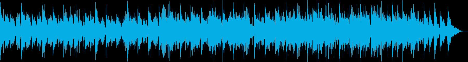 リラックス・自然・朝 のびやかな笛BGMの再生済みの波形