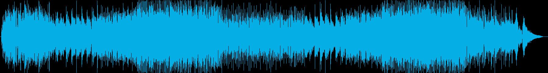 エンディングを飾るバイオリンPOPSの再生済みの波形