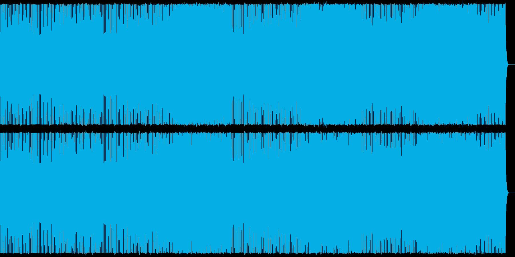クラブ/テクノ/DJ/パーティー/#1の再生済みの波形