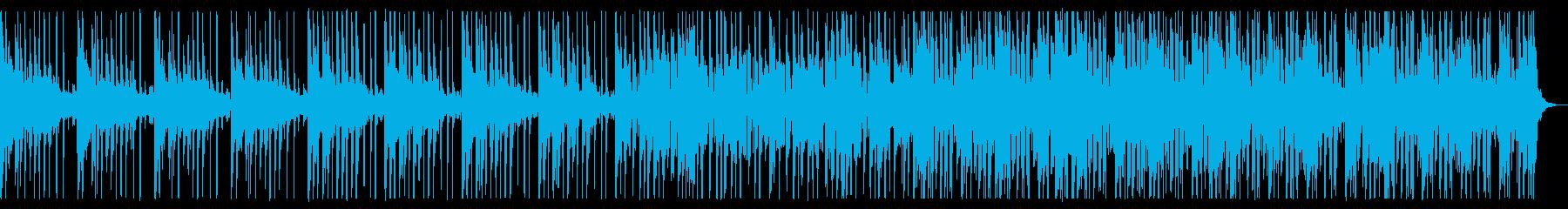シティポップトラック_No623_3の再生済みの波形