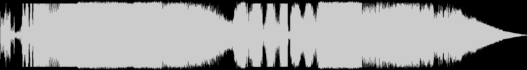 ソフトウェアハードウェアショートア...の未再生の波形
