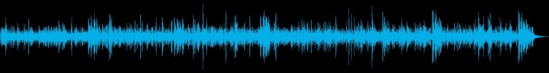 JAZZ|店舗配信・イベント・映像制作の再生済みの波形