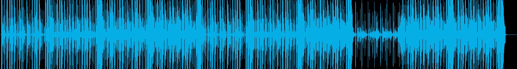 ヒップホップ楽器。圧倒的な都市の態...の再生済みの波形