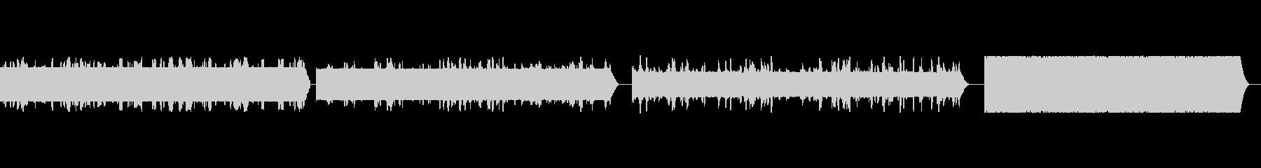 蜂、電子、ノイズ、乱れ、SCI F...の未再生の波形