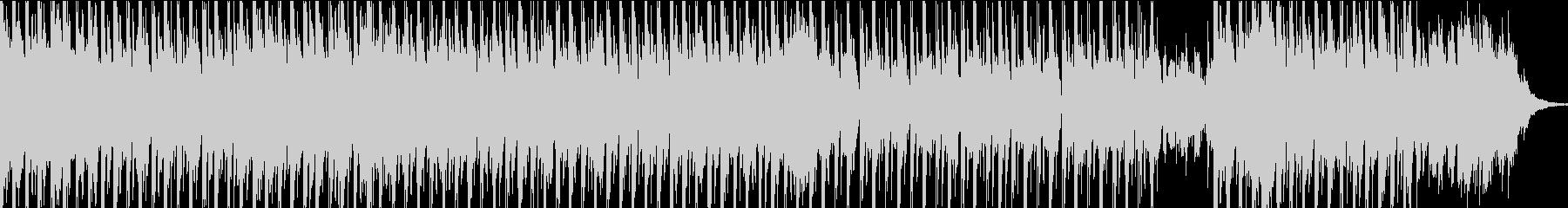 ファンキーなハウスビートとシンセア...の未再生の波形