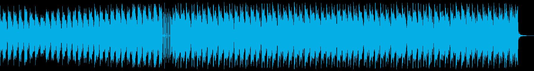 キラキラしたエレクトロ_No645_3の再生済みの波形