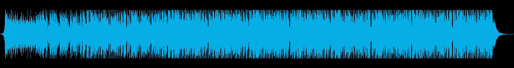 幸せなラマダンの再生済みの波形