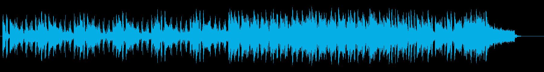 洗練されたシックなトワイライト・バラードの再生済みの波形
