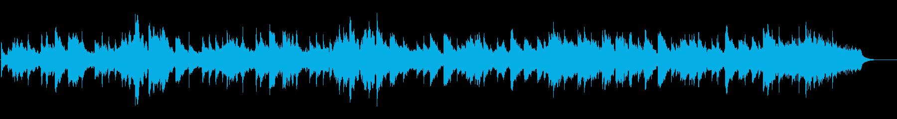60年代米国映画風なラグジュアリージャズの再生済みの波形