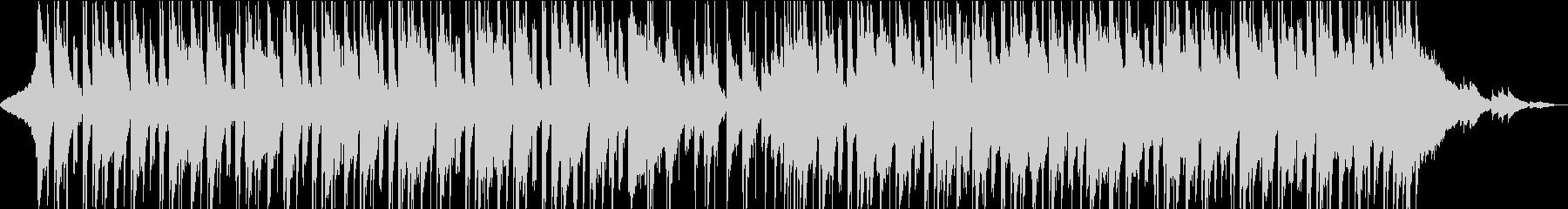 ティーン ポップ テクノ ブルース...の未再生の波形