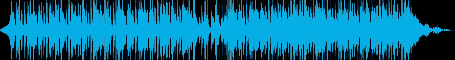ティーン ポップ テクノ ブルース...の再生済みの波形