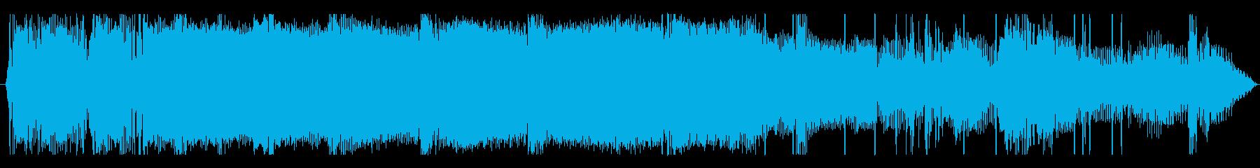 車 スバルインプレッサロングアクセ...の再生済みの波形