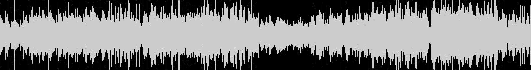 ファンタジーRPG爽やかケルト・ループ版の未再生の波形