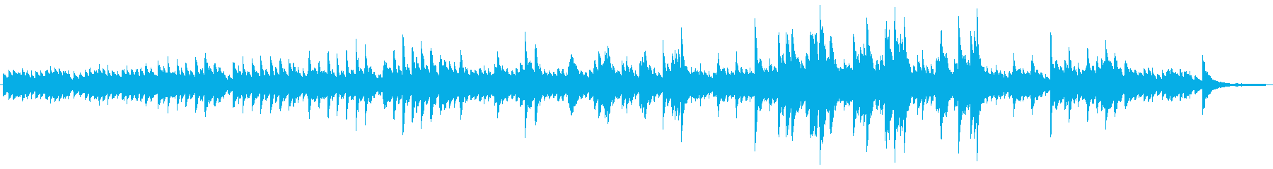 ピアノソロ 切ない 儚い 神秘 幻想の再生済みの波形