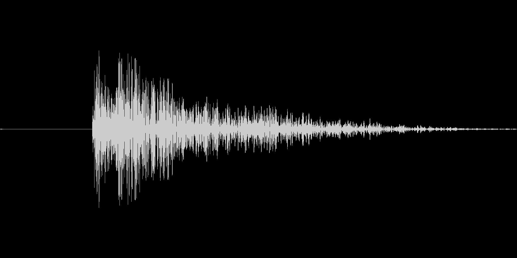 ファイヤースターター、ライタースナ...の未再生の波形